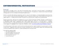 Appendix B – Transportation: Environmental Mitigation